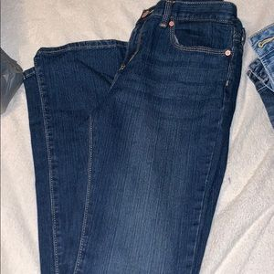 Girls Old Navy Blue Jeans Bootcut